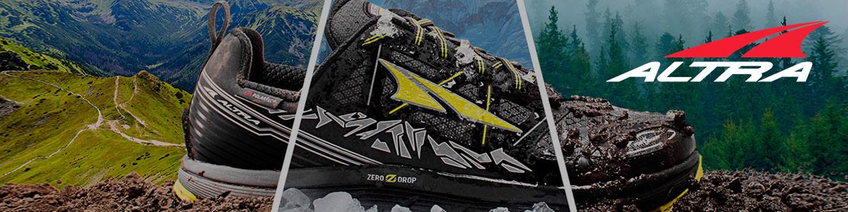 Тесты трех моделей кроссовок Altra